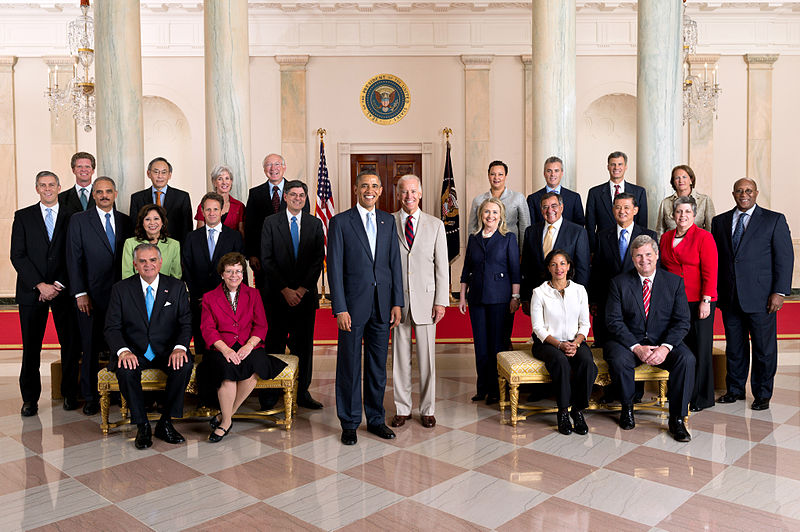 Obama Cabinet_First Term