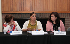 Election Latina panelists